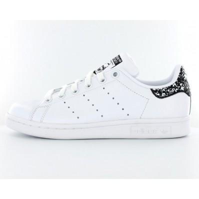 adidas stan smith femme noir et blanc