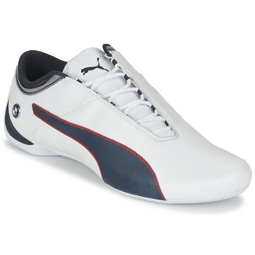 chaussure puma femme noir et blanche