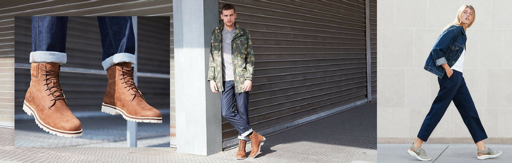 magasin chaussures timberland rennes