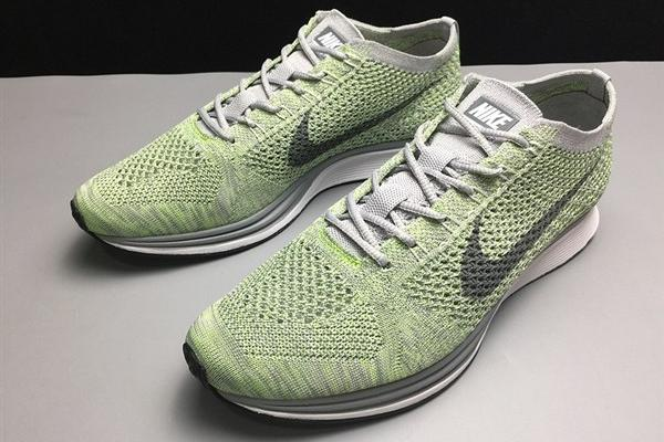 sports shoes bdc8d 74a17 nike flyknit racer homme couleur