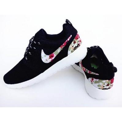 6b1cb200fc59d des achat run vente chaussures fleurs baskets avec nike roshe noir pVMGSqUz