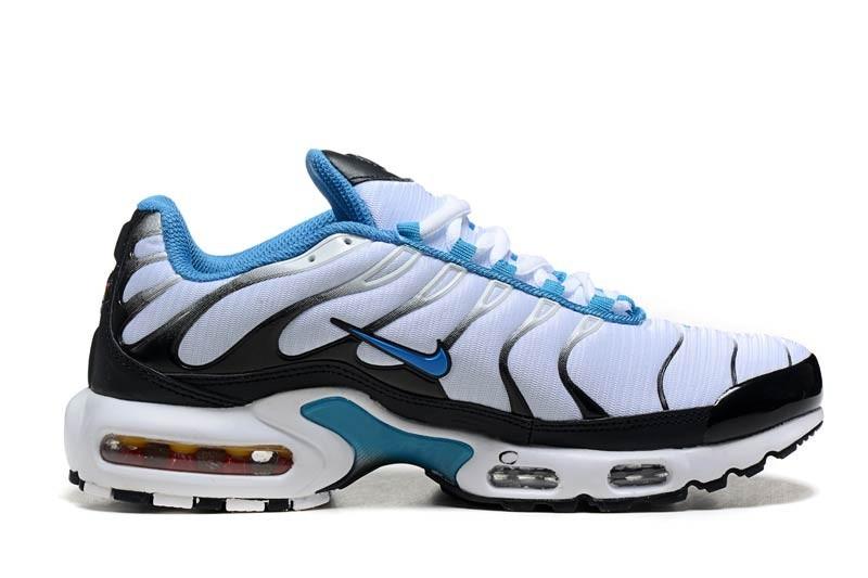 Nike Air Max TN Hommes Chaussures Bleu Blanc 2022