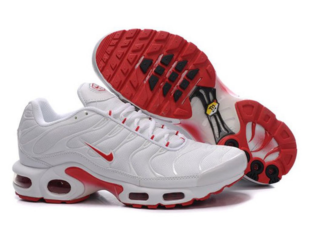 nike tn homme rouge