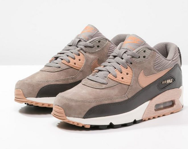 first rate 7ba0e 8932e ... discount code for nike sportswear air max 90 baskets basses iron  metallic red bronze dark storm